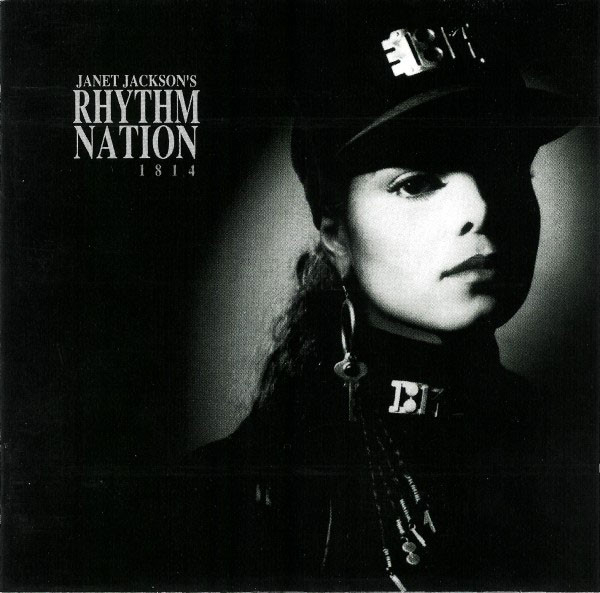 Jackson, Janet Rhythm Nation Vinyl
