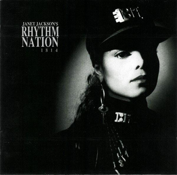 Jackson, Janet Rhythm Nation Vinyl