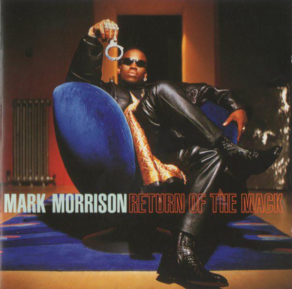 Morrison, Mark Return Of The Mack Vinyl