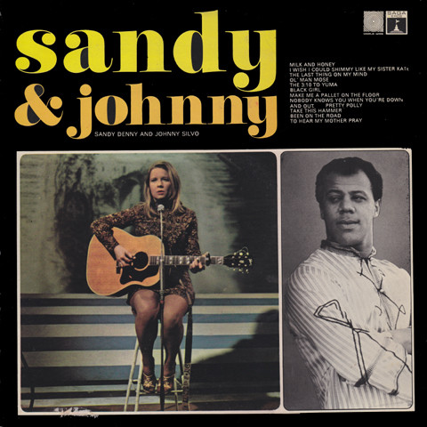 Sandy Denny And Johnny Silvo Sandy & Johnny