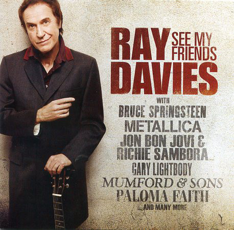 Davies, Ray Ray Davies See My Friends CD