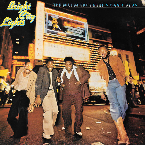 Fat Larry's Band ‎ Bright City Lights - The Best Of Fat Larry's Band Vinyl