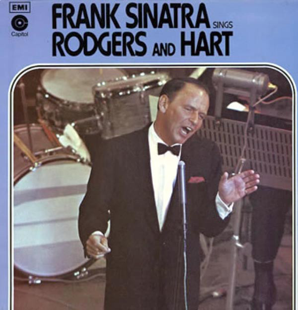 Sinatra, Frank Sings Rodgers And Hart
