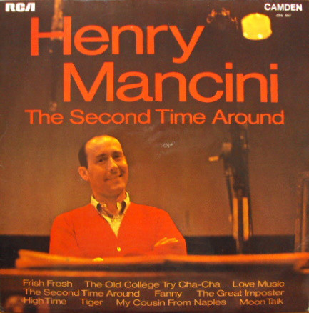 Mancini, Henry The Second Time Around