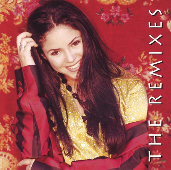 Shakira The Remixes