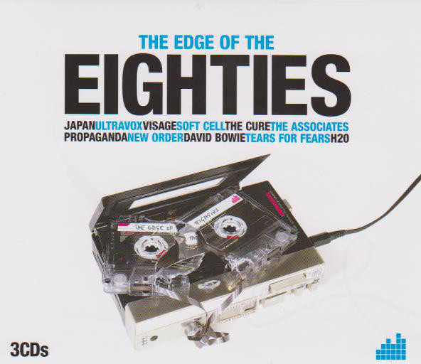 Various The Edge Of The Eighties CD