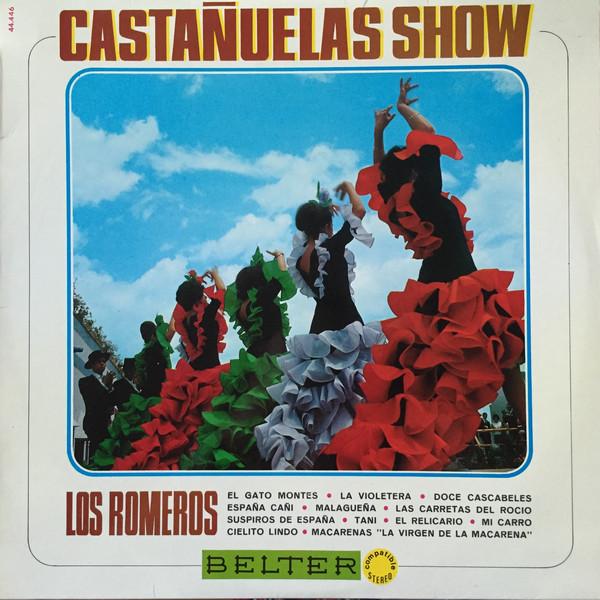Los Romeros Castanuelas Show Vinyl