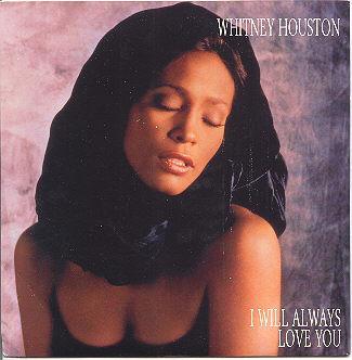 Whitney Houston I Will Always Love You Vinyl