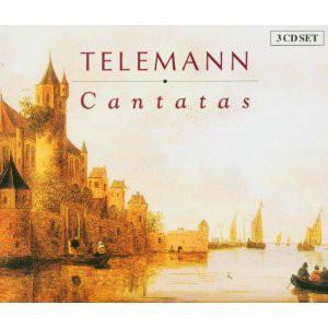 Telemann Cantatas Vinyl