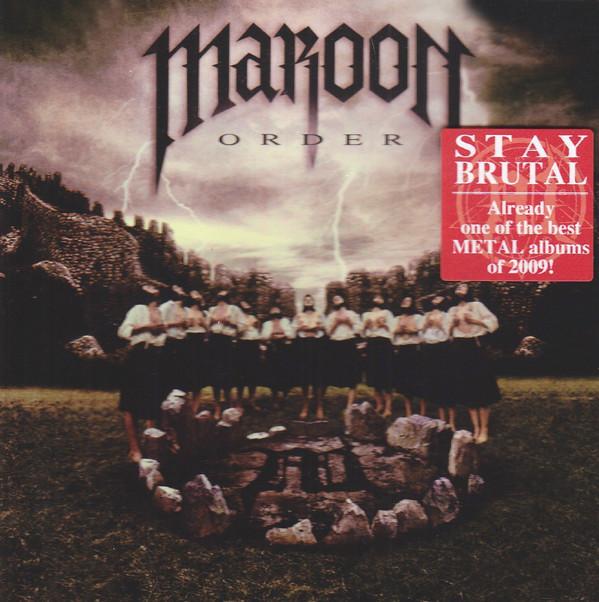 Maroon Order