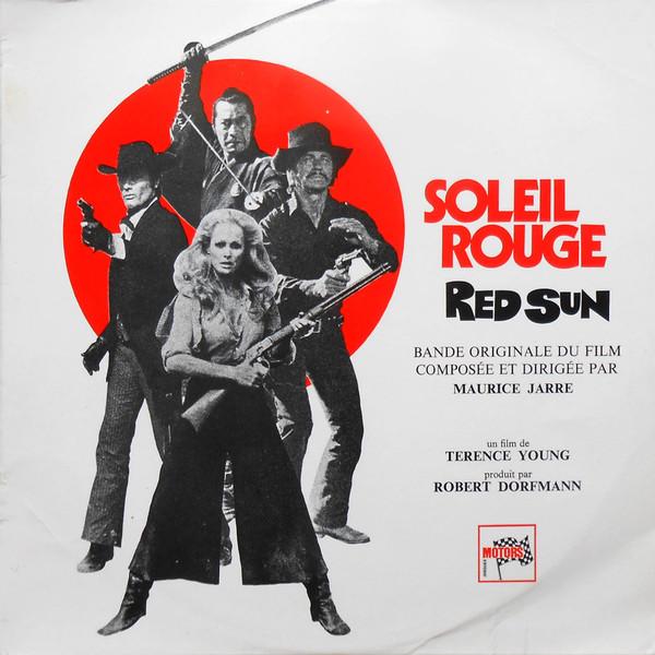 Maurice Jarre Red Sun Vinyl