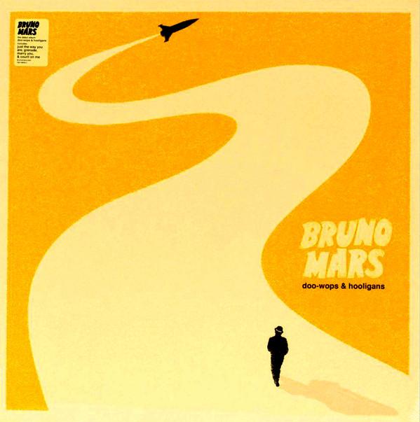 Mars, Bruno Doo-Wops & Hooligans Vinyl