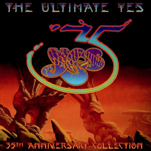 Yes The Ultimate Yes - 35h Anniversary Collection Vinyl