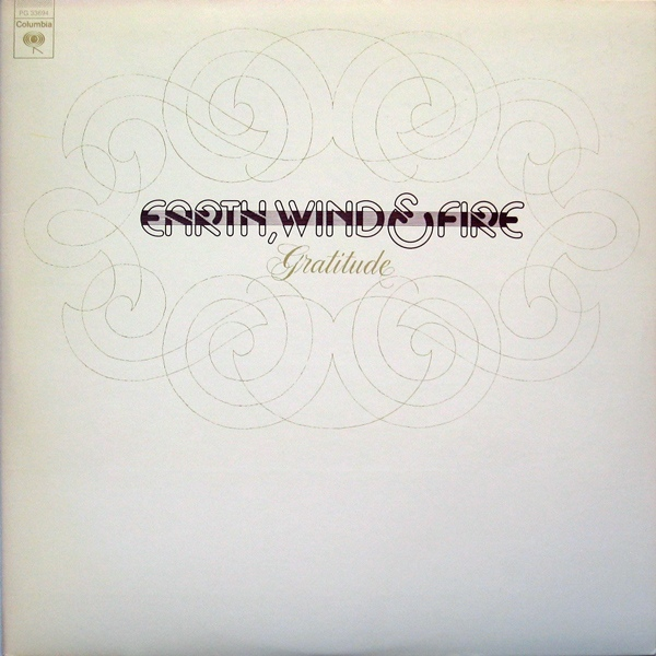 Earth, Wind & Fire Gratitude Vinyl