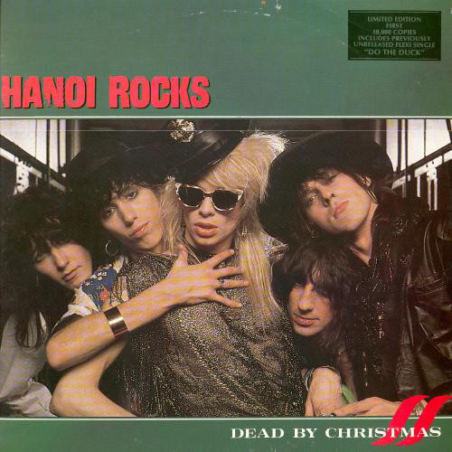 Hanoi Rocks Dead By Christmas