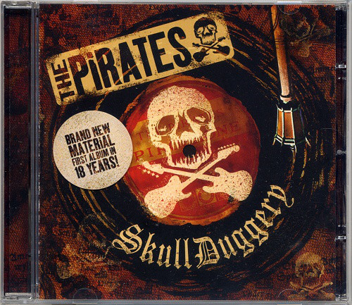 The Pirates Skull Duggery