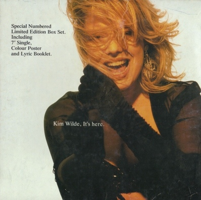 Wilde, Kim It's Here - Limited Edition Box Set Vinyl