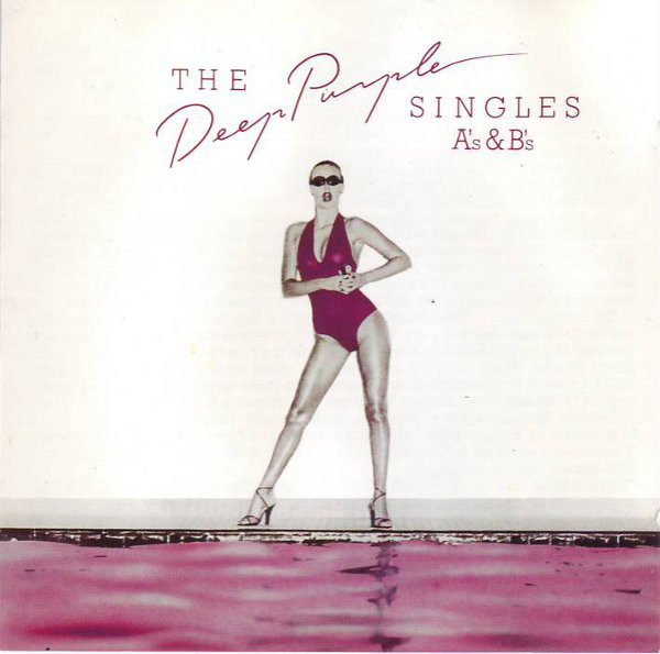 Deep Purple The Deep Purple Singles A's & B's Vinyl