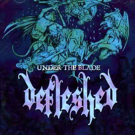 Defleshed Under The Blade Vinyl