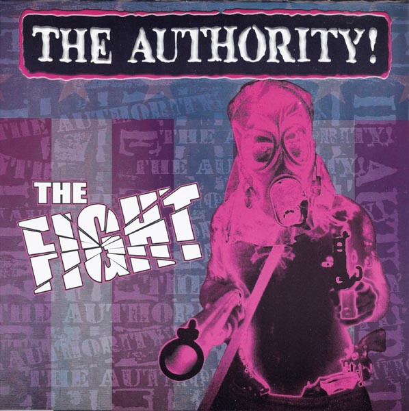 The Authority! The Fight