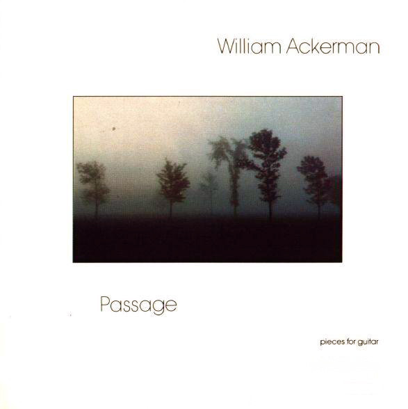 Ackerman, William Passage