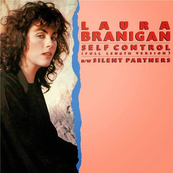 Laura Branigan Self Control Vinyl