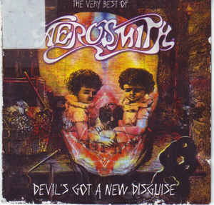 Aerosmith Devil's Got A New Disguise - The Very Best Of Aerosmith