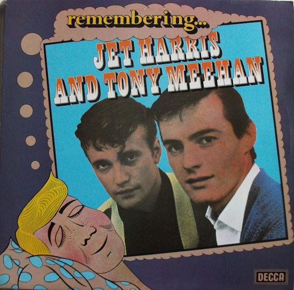 Jet Harris And Tony Meehan Remembering... Jet Harris And Tony Meehan Vinyl