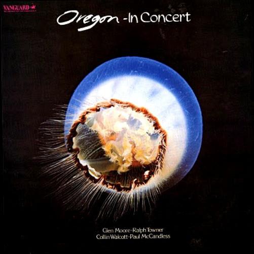 Oregon In Concert Vinyl