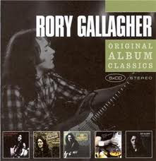 Gallagher, Rory Original Album Classics