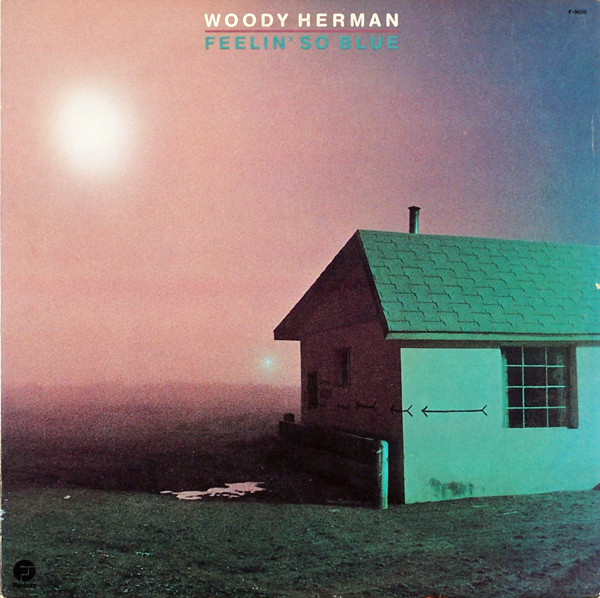 Herman, Woody Feelin' So Blue Vinyl