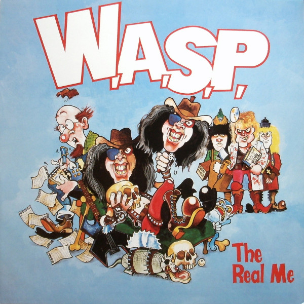 W.A.S.P. The Real Me
