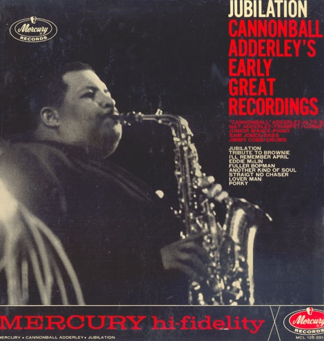 Adderley, Cannonball Jubilation: Cannonball Adderley's Early Great Recordings Vinyl