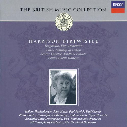 Birtwistle, Harrison Harron Birtwistle
