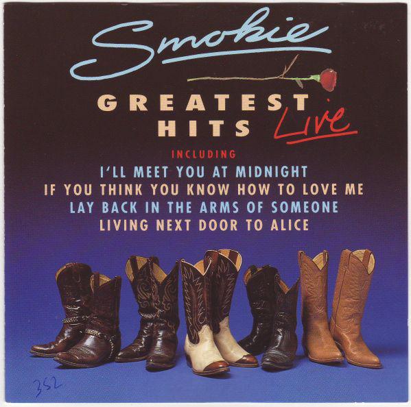 Smokie Greatest Hits - Live