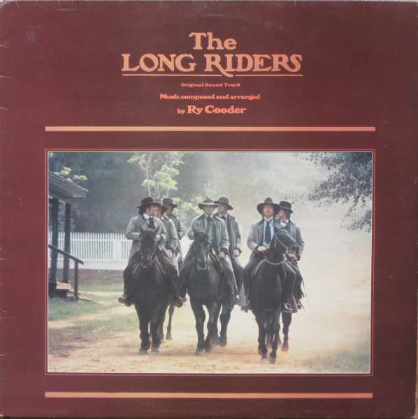 Cooder, Ry The Long Riders Vinyl