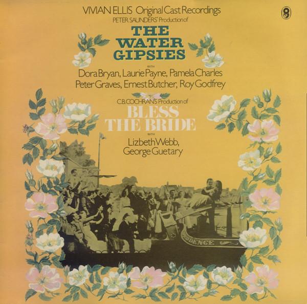 Varioius The Water Gipsies / Bless The Bride Vinyl