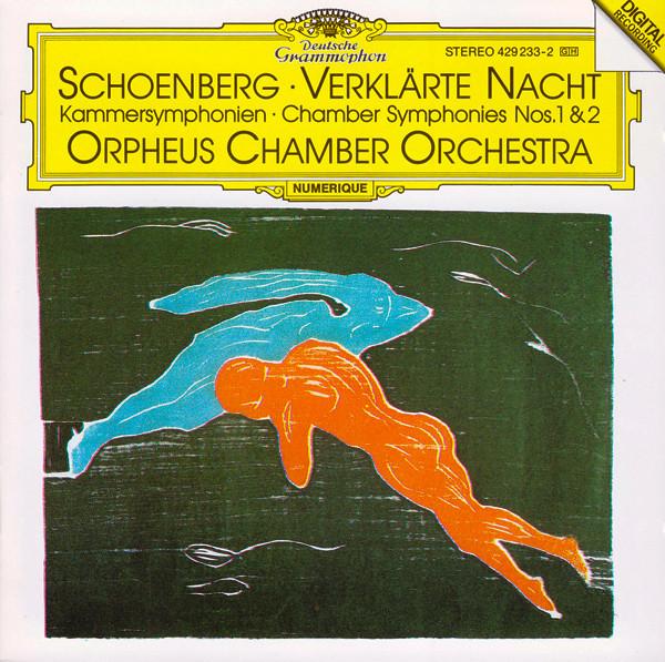 Schoenberg, Arnold Verklarte Nacht Vinyl