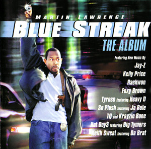 Various Blue Streak (The Album) Vinyl
