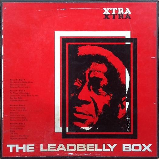 Leadbelly The Leadbelly Box Vinyl