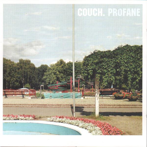 Couch Profane CD