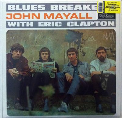 John Mayall & The Bluesbreakers Blues Breakers With Eric Clapton Vinyl