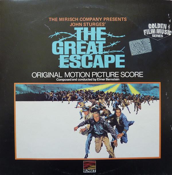 Elmer Bernstein The Great Escape (Original Motion Picture Soundtrack)