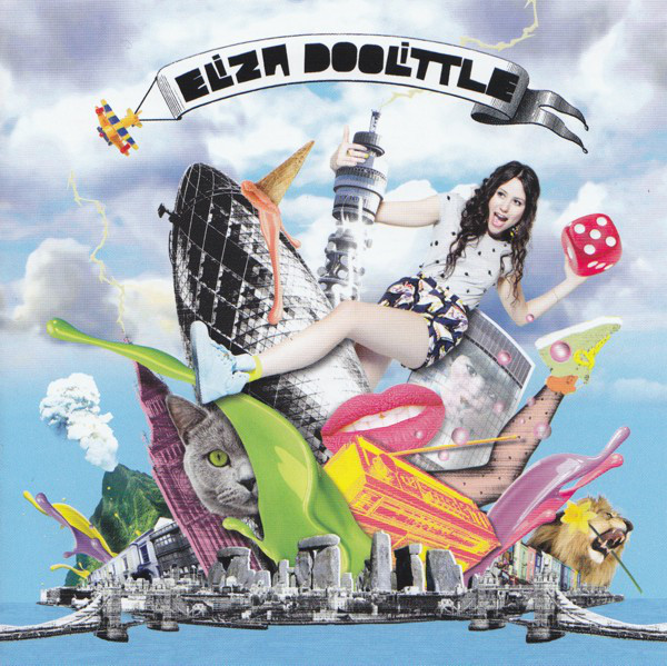 Doolittle, Eliza Eliza Doolittle CD