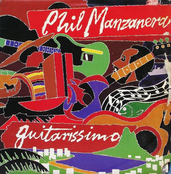 Manzanera, Phil Guitarissimo