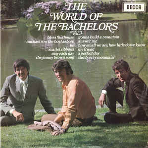 The Bachelors The World Of The Bachelors Vol.3
