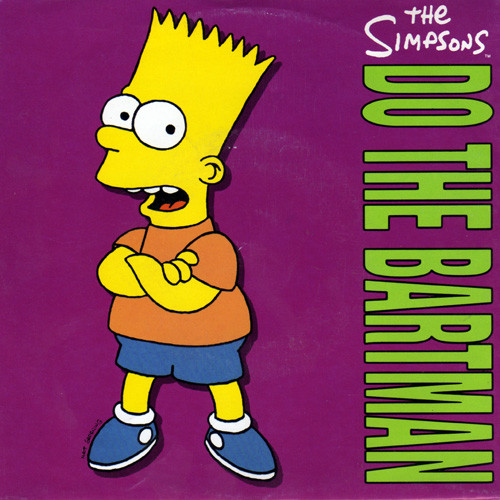 The Simpsons Do The Bartman