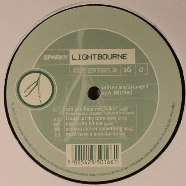 Sparky Lightbourne Can You Hear Me, Folks? Vinyl