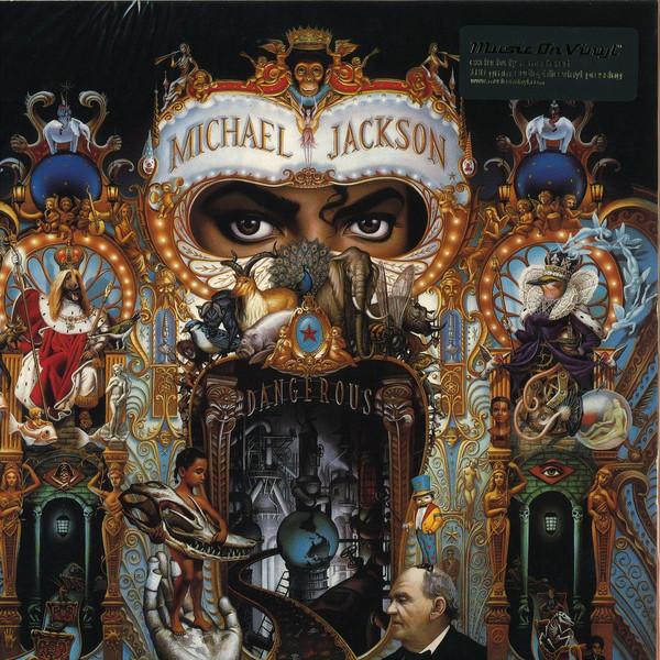 Jackson, Michael Dangerous