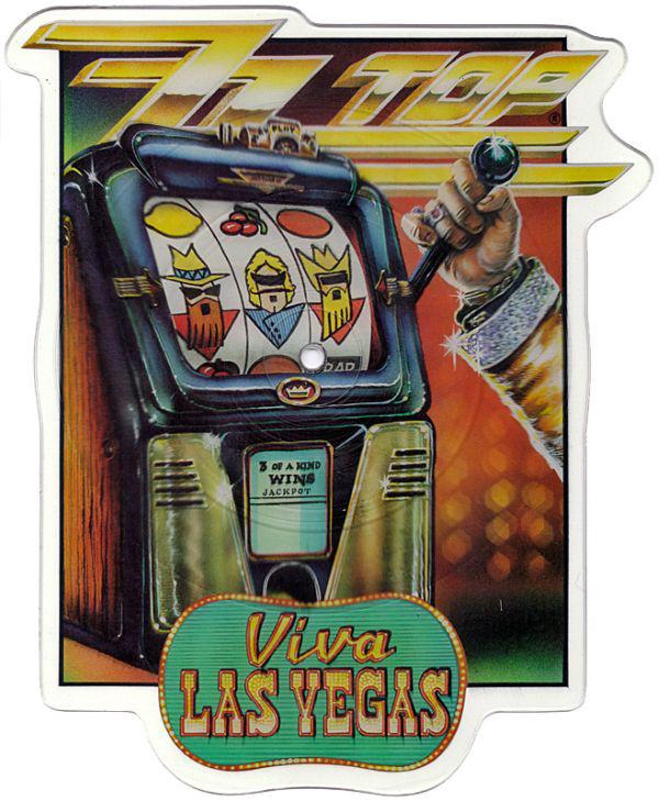 ZZ Top Viva Las Vegas Vinyl